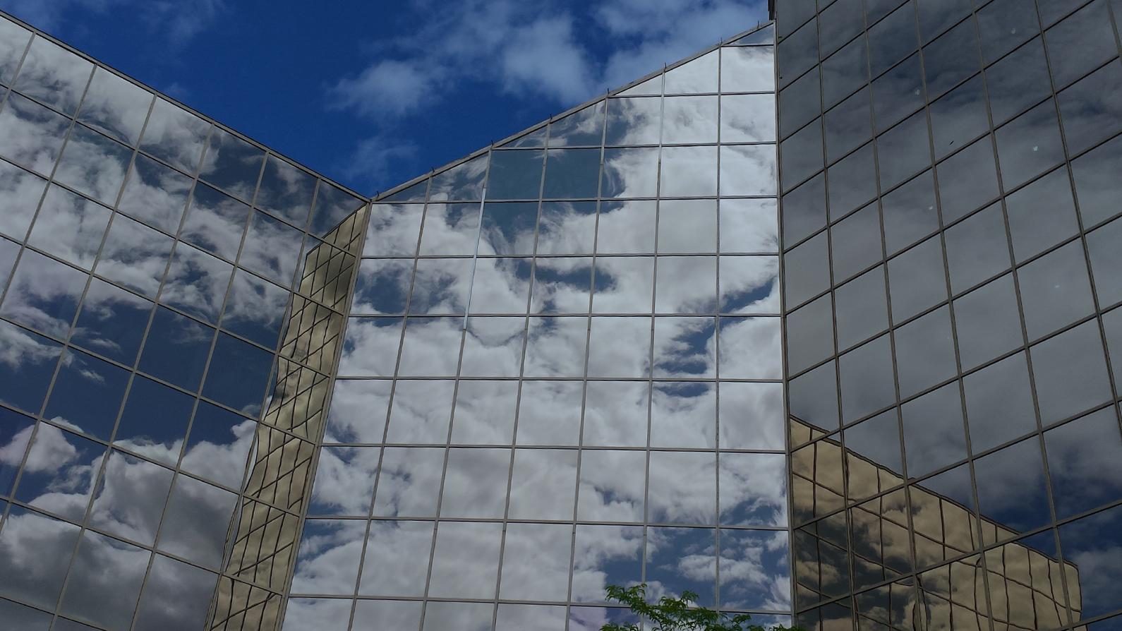 stockage en nuage hybride