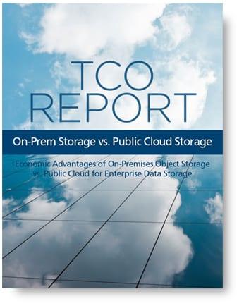 tco paper - on prem vs cloud storage