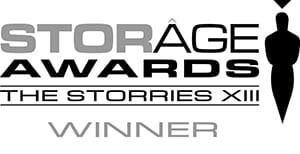storage awards winner 2016