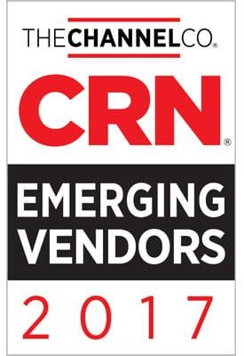 CRN emerging vendors 2017