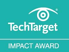 techtarget impact award