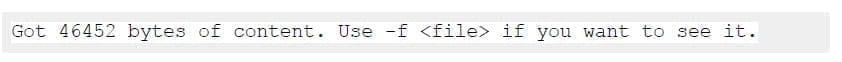 metadata summary