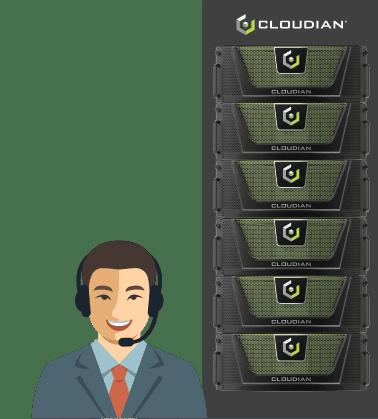 support storage