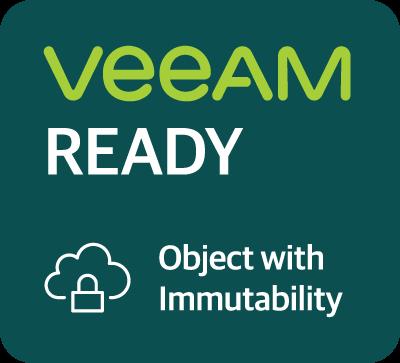 veeam object with immutability